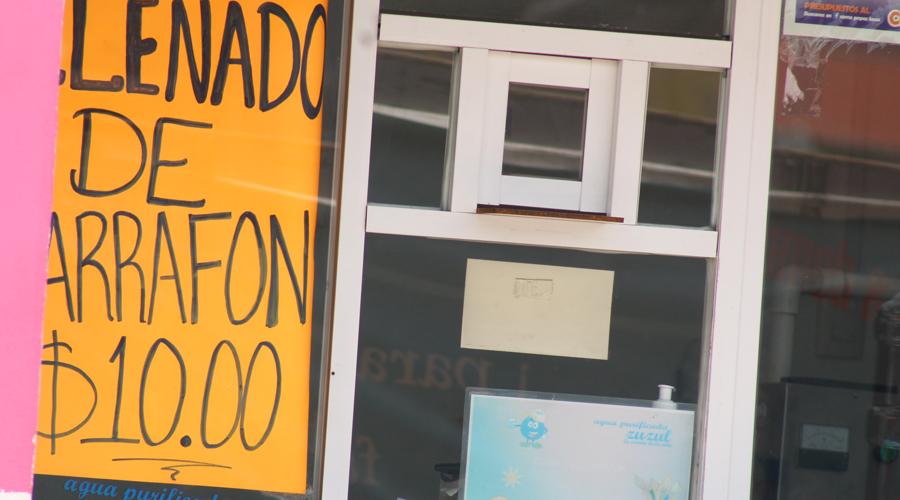 Negocio en auge y la guerra por el agua en Oaxaca