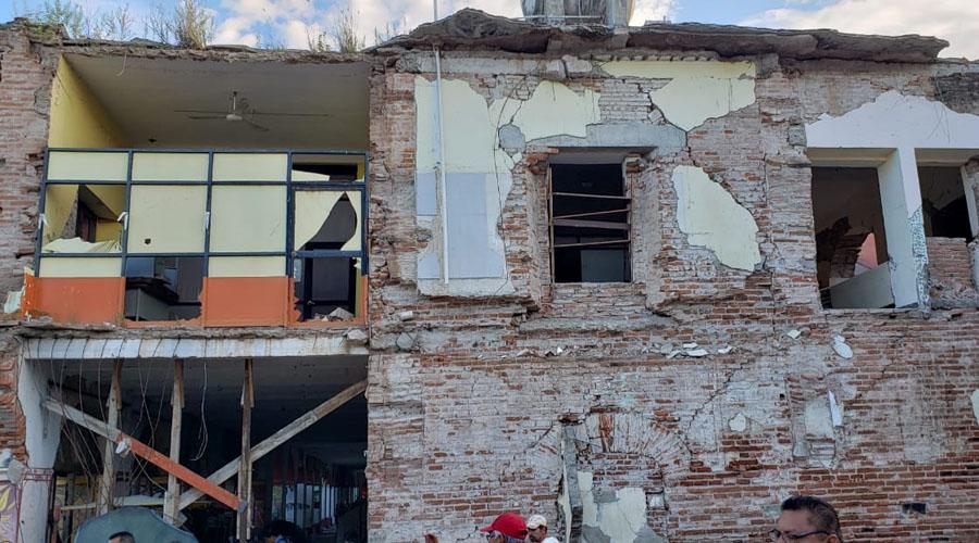 Miles de millones, pero el Istmo sigue en ruinas   El Imparcial de Oaxaca