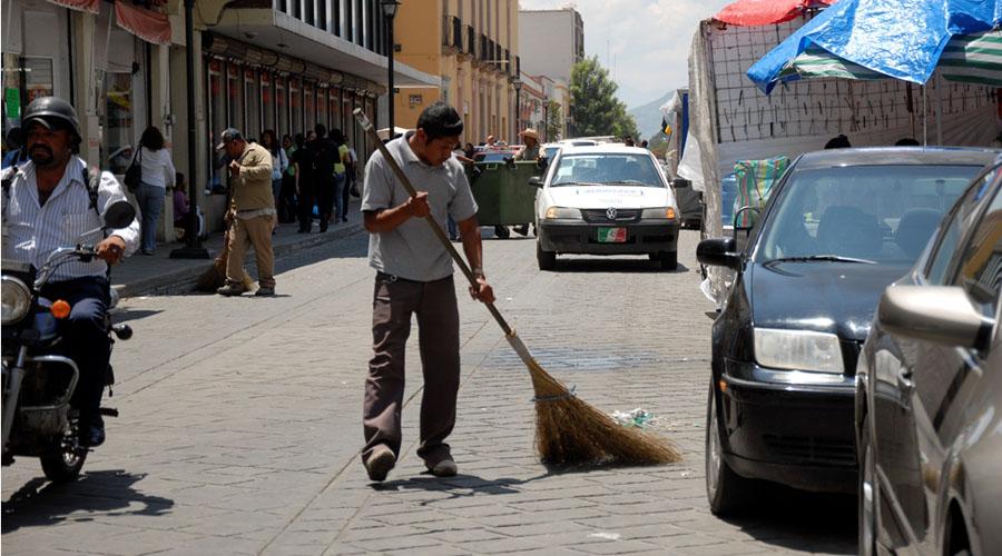 Sufre Oaxaca desplome de contrataciones