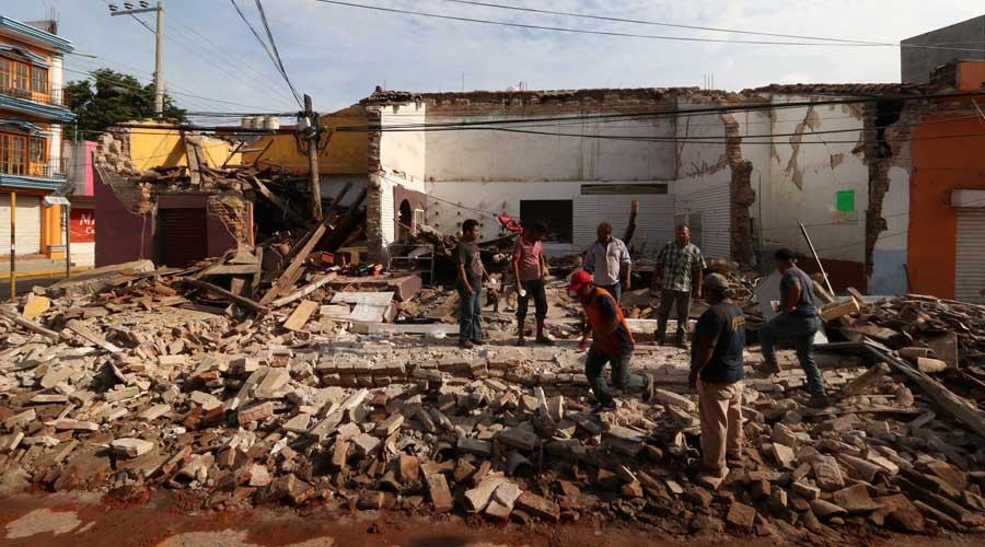 A dos años de sismo de 8.2 la ayuda no ha sido suficiente