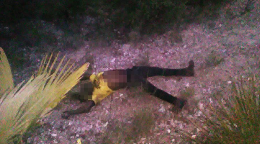 Localizan cuerpo putrefacto en la Mixteca | El Imparcial de Oaxaca