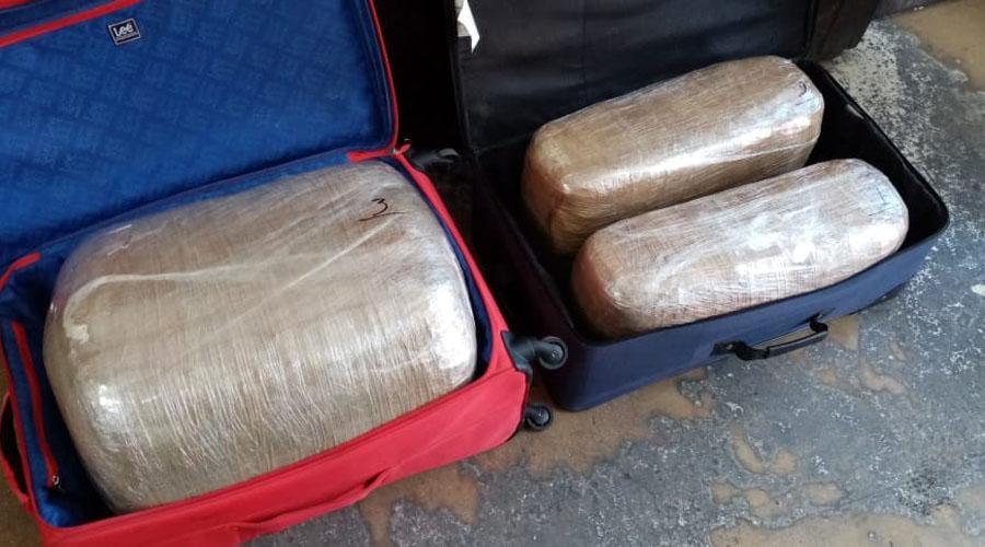 Cae con 27 kilos de mariguana en la Central de Abasto | El Imparcial de Oaxaca