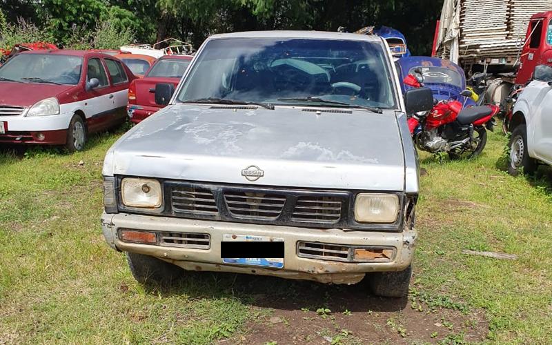 Aseguran Nissan desvalijado y una camioneta robada en Huajuapan | El Imparcial de Oaxaca