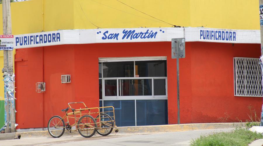 Opera sin verificar, 80% de purificadoras de agua en Oaxaca