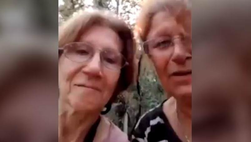 Video: Hermanas se pierden en el bosque y se hacen virales | El Imparcial de Oaxaca