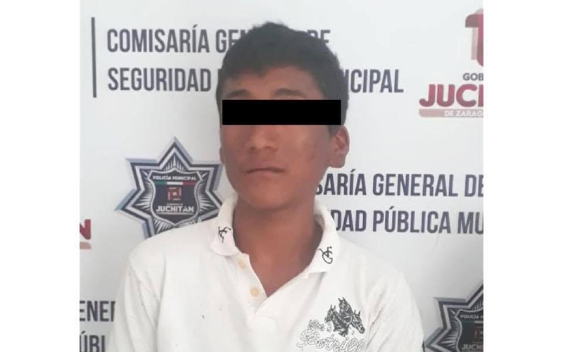 Caen presuntos asaltantes en Juchitán