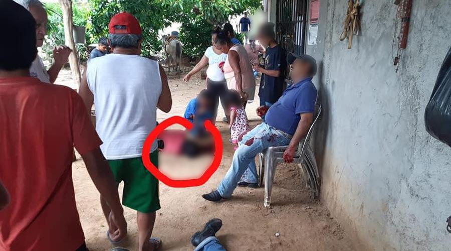 Asesinan a tres sujetos en un bar de Tuxtepec