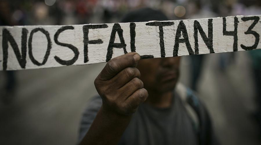 Normalistas desaparecidos están en Guerrero: Encinas   El Imparcial de Oaxaca