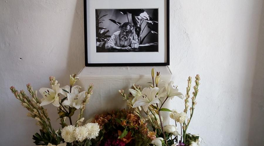 El Centro Fotográfico Manuel Álvarez Bravo sigue como le hubiera gustado a Toledo