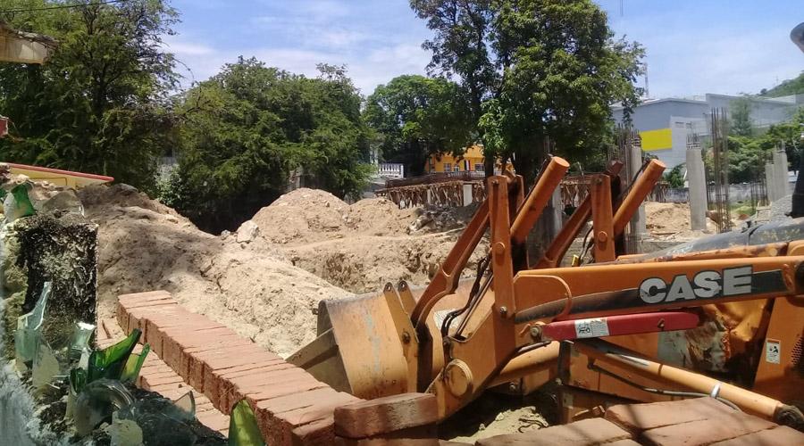 A paso lento construcción del Centro de Salud de Salina Cruz | El Imparcial de Oaxaca