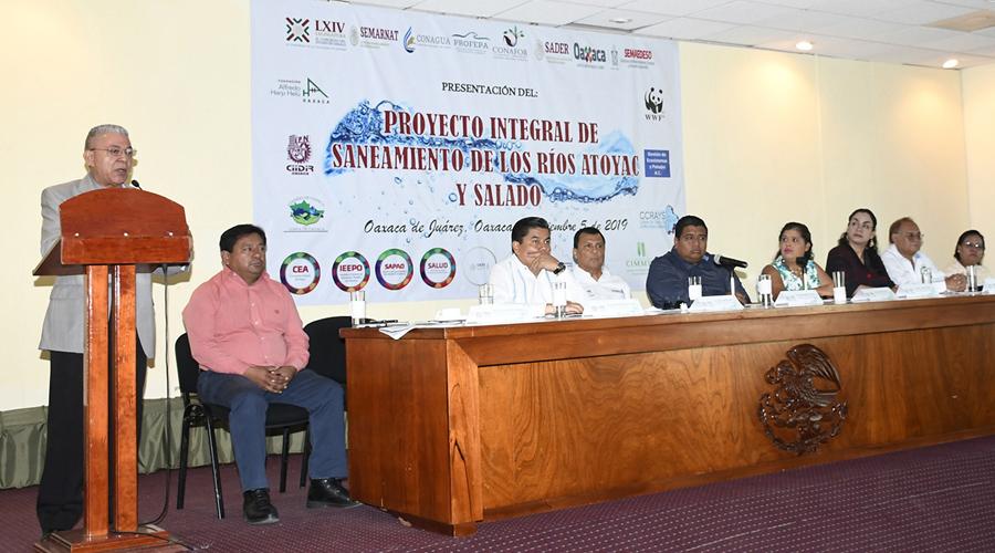 No avanza proyecto de saneamiento de ríos en Oaxaca   El Imparcial de Oaxaca