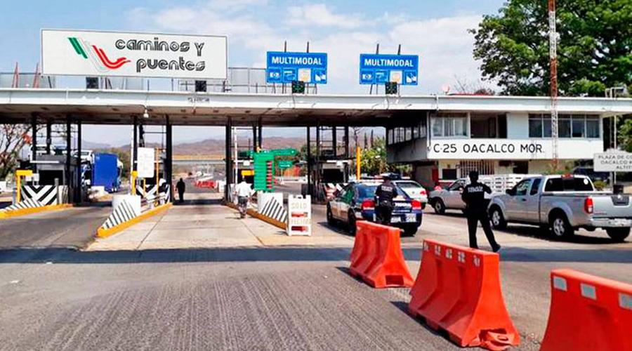 Por fiestas patrias, suben las tarifas de las casetas carreteras | El Imparcial de Oaxaca