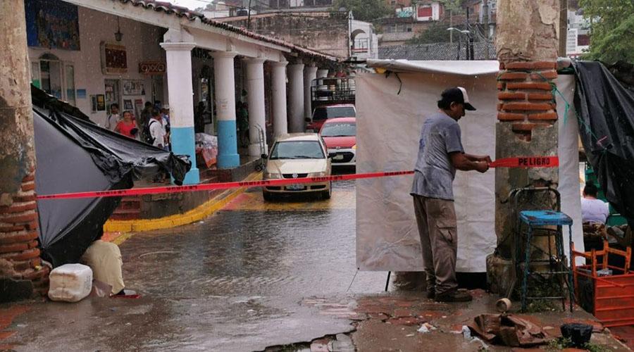 Realizan recuento de daños en Tehuantepec