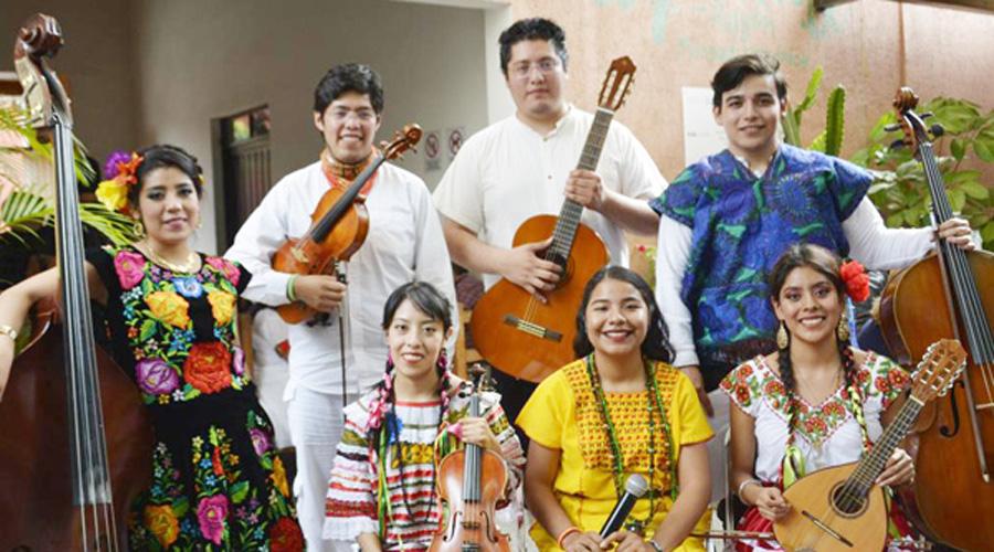 Alma de cuerdas lleva la esencia de Oaxaca a Egipto | El Imparcial de Oaxaca