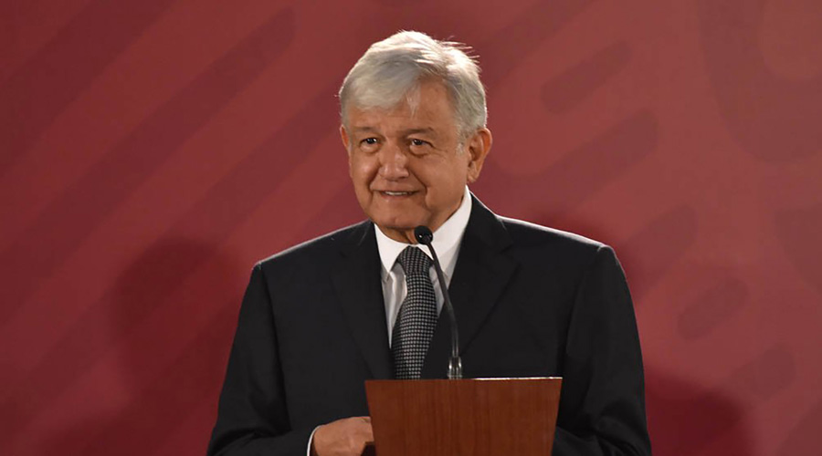 Agradece López Obrador a Trump actitud de respeto hacia México | El Imparcial de Oaxaca
