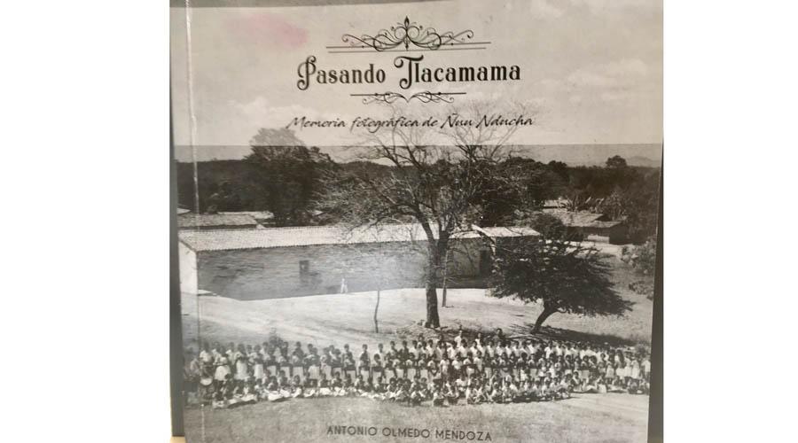 """Autor costeño presenta su libro """"Pasando Tlacamama"""""""