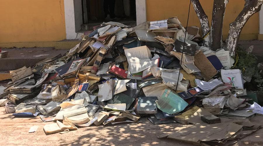Ayuntamientos tienden a descuidar sus archivos