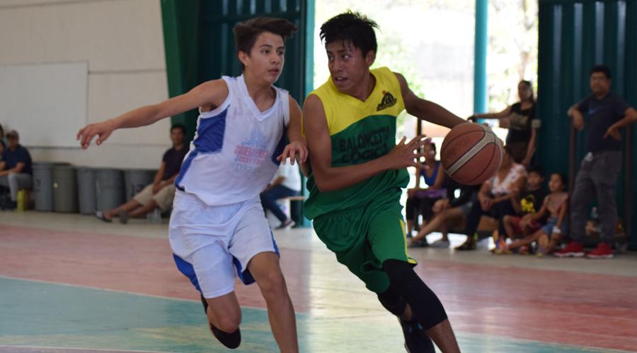 Afinan Liga de formación de basquetbol