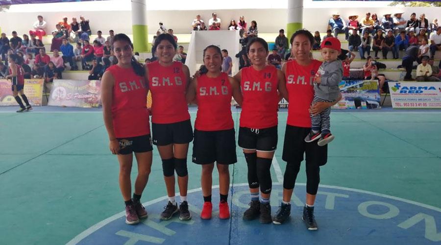 Celebran torneo en Chalcatongo