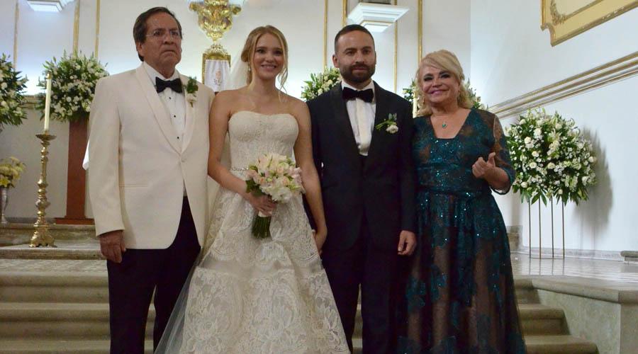 Carlos y Ana María unen sus vidas