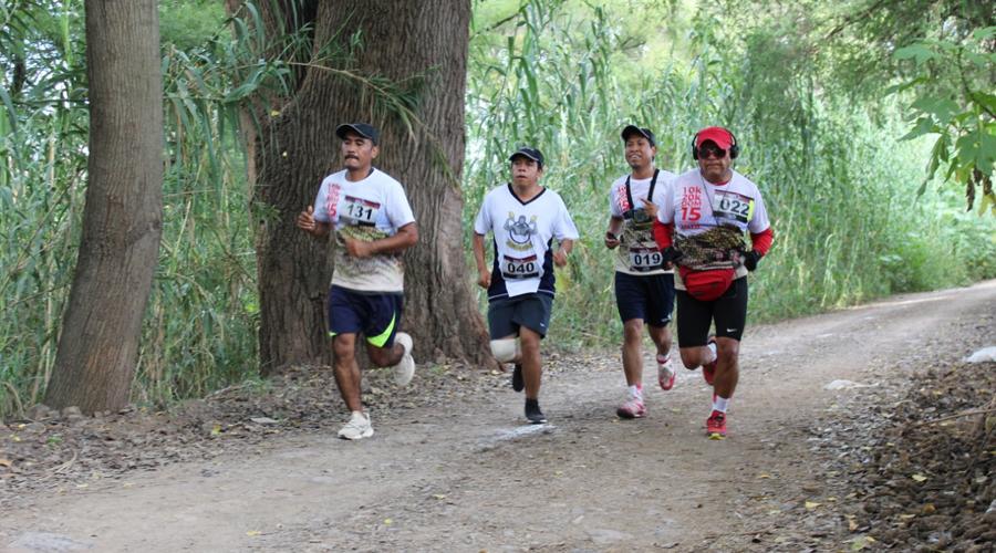 Corrieron por la Independencia en Huajuapan