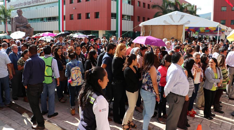 Fortalecen cultura de la prevención en Oaxaca | El Imparcial de Oaxaca