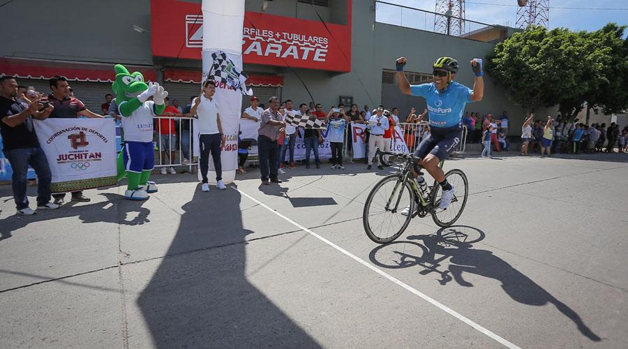 Se realizó la Clásica Ciclista Héroes del 5 de septiembre de 1866 en Juchitán