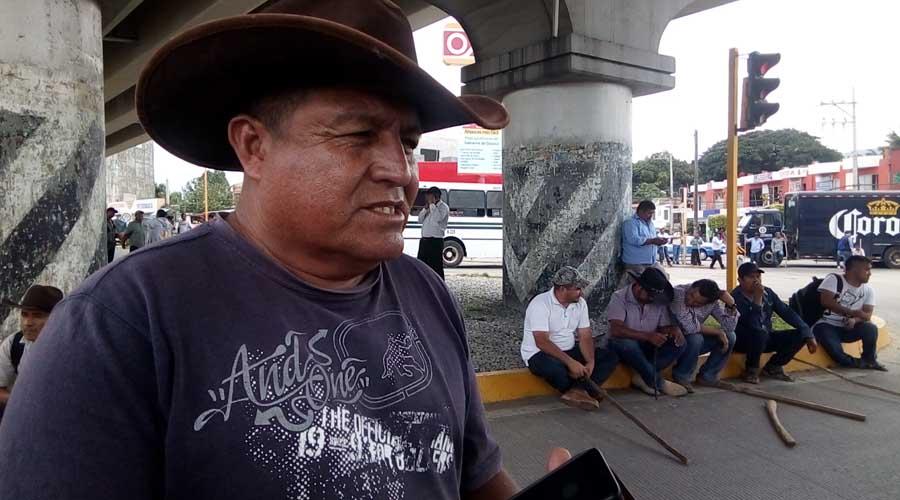 Crece hartazgo por bloqueos de calles en Oaxaca | El Imparcial de Oaxaca