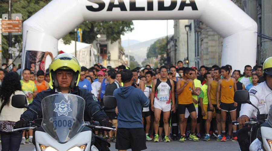 Anuncian XXIV Carrera Nahúm Carreño Vásquez