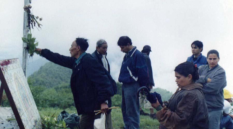 Casas invaden el Cerro de la Adoración en Huautla de Jiménez | El Imparcial de Oaxaca