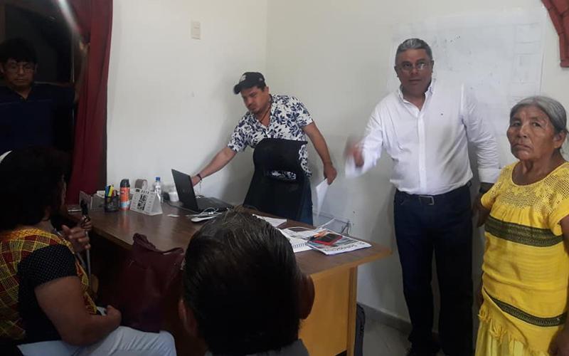 Demandan agua potable en sus hogares en el Istmo | El Imparcial de Oaxaca