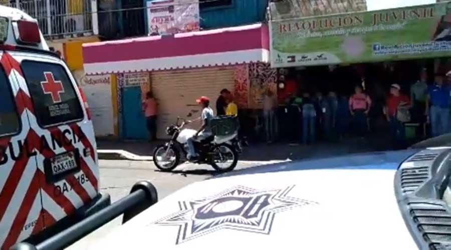 Acribillan a empresario en Tuxtepec