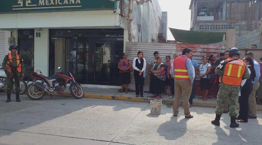 Crece cultura de prevención con simulacros en el Istmo | El Imparcial de Oaxaca