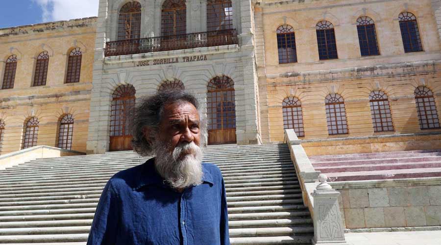 """Daniel Brena: """"hay que seguir con el legado del maestro Francisco Toledo"""""""