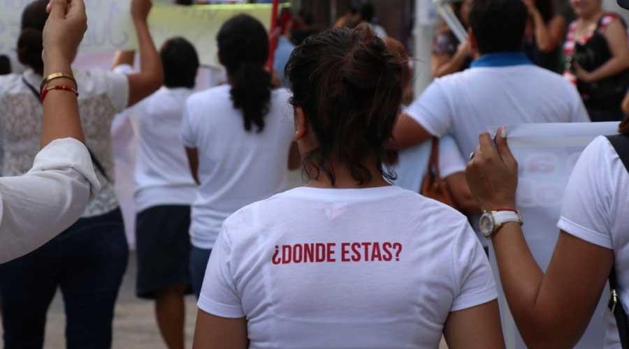 Aprueban Ley en Materia de Desaparición de Personas en Oaxaca | El Imparcial de Oaxaca