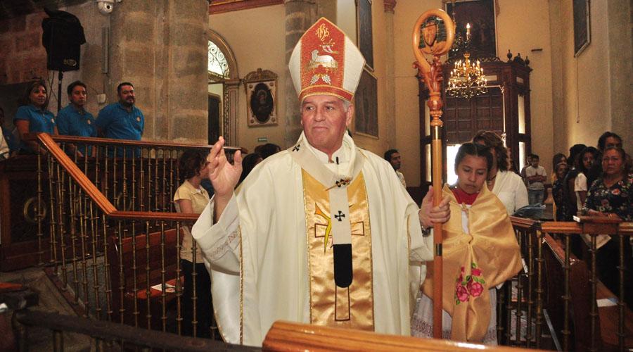 Rechazar aborto, pide arzobispo de Antequera Oaxaca | El Imparcial de Oaxaca