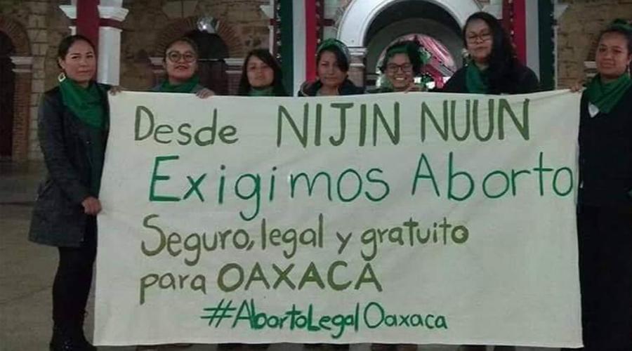 Piden tomar en cuenta a las mujeres para despenalizar el aborto