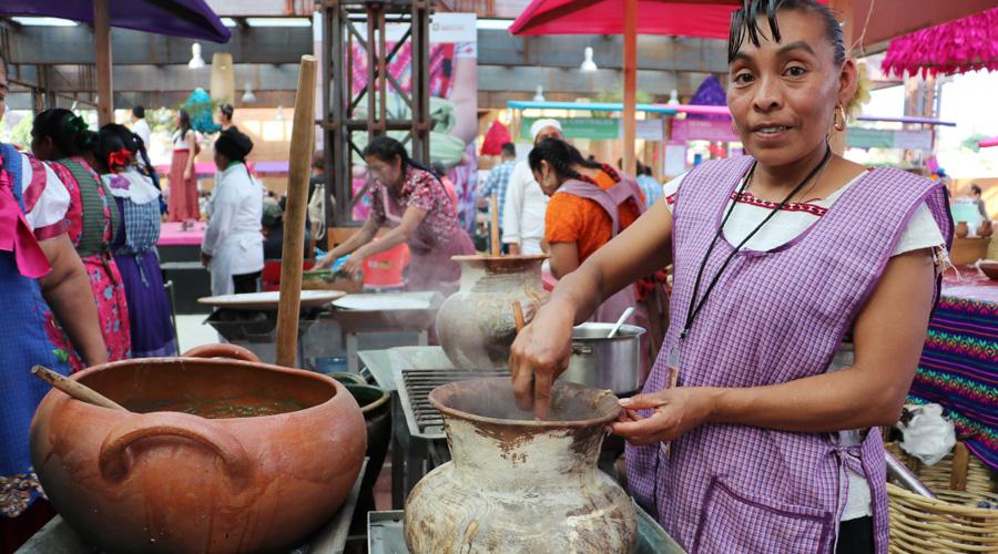 Arranca Encuentro de Cocineras Tradicionales de Oaxaca | El Imparcial de Oaxaca