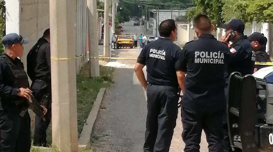 Ejecutado en Salina Cruz