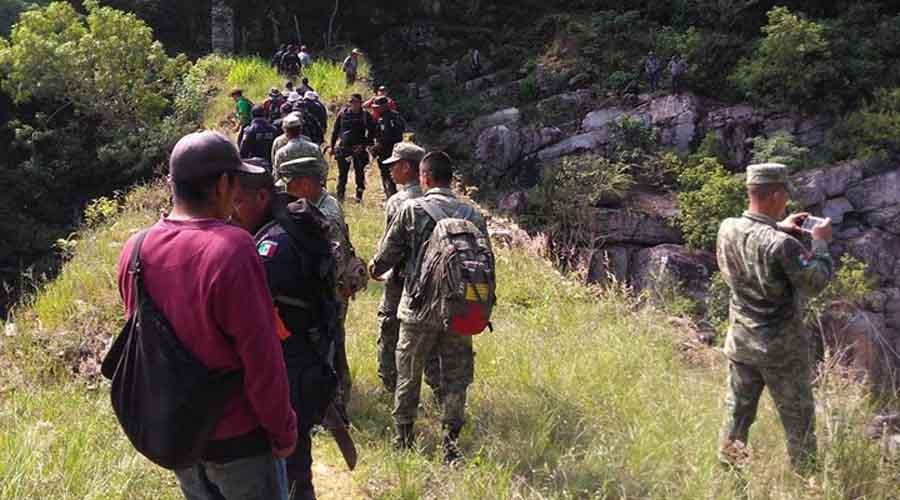 Buscan a vecino de Guadalupe, Etla