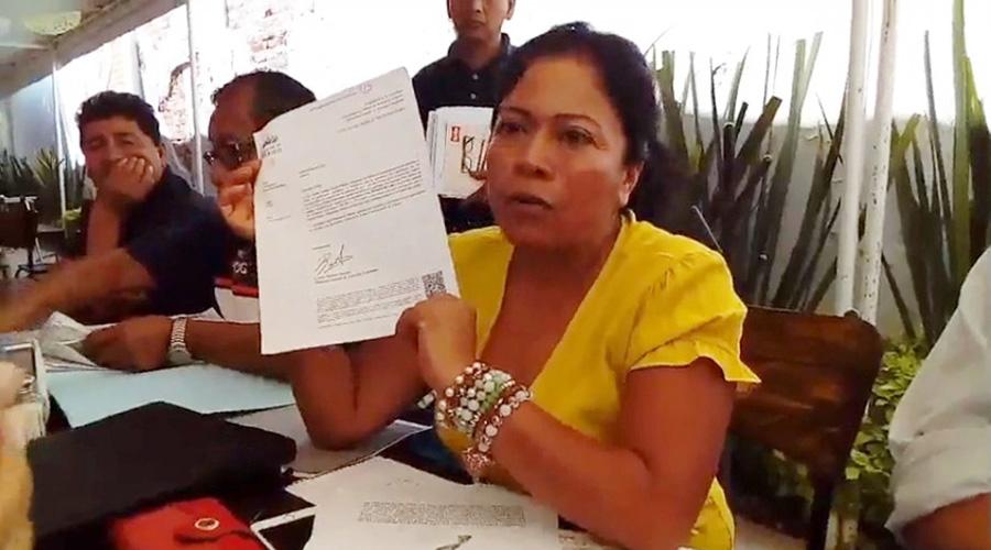 Exigen desaparición de poderes en Santiago Huajolotitlán, Oaxaca
