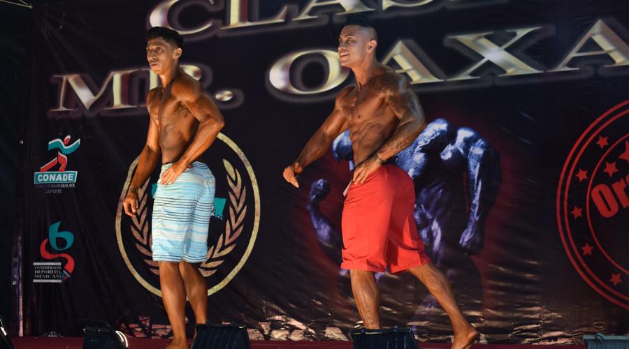 Se busca Mr. Músculo y Reina del Fitness
