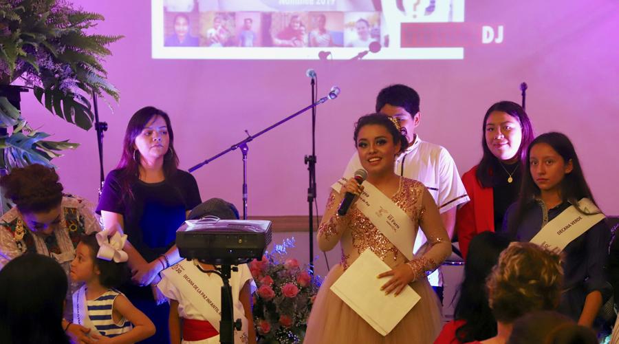 Fany Leyva ofrece concierto a beneficio