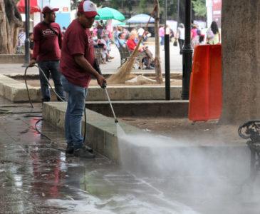Fiestas patrias deja 30 toneladas de basura en Oaxaca