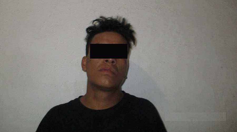 Capturado por allanamiento en el barrio del Ex marquesado | El Imparcial de Oaxaca