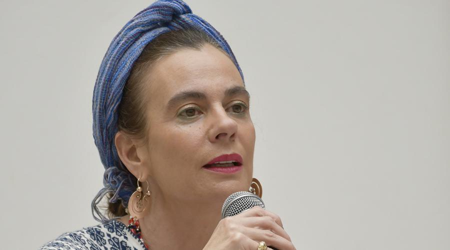 """María Isabel Grañén: """"Nos preocupa la  situación del patrimonio nacional"""""""
