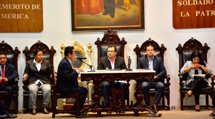 Desconocen concejales avances de obras en la capital | El Imparcial de Oaxaca