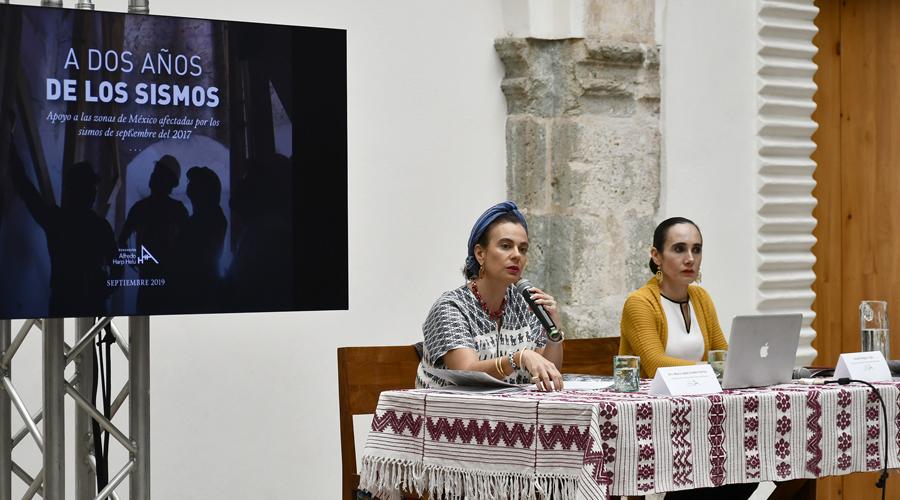 Destina Fundación Alfredo Harp Helú 700 millones de pesos a la reconstrucción en Oaxaca | El Imparcial de Oaxaca