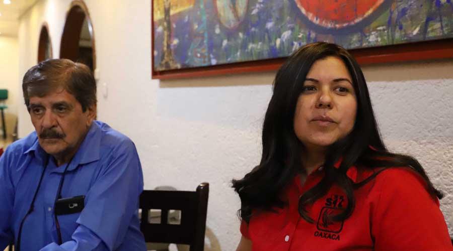 Se fortalece STIRTT Oaxaca