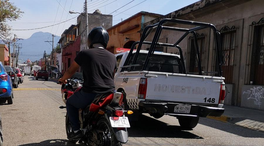 Con topes buscan evitar accidentes en calles del Centro Histórico   El Imparcial de Oaxaca